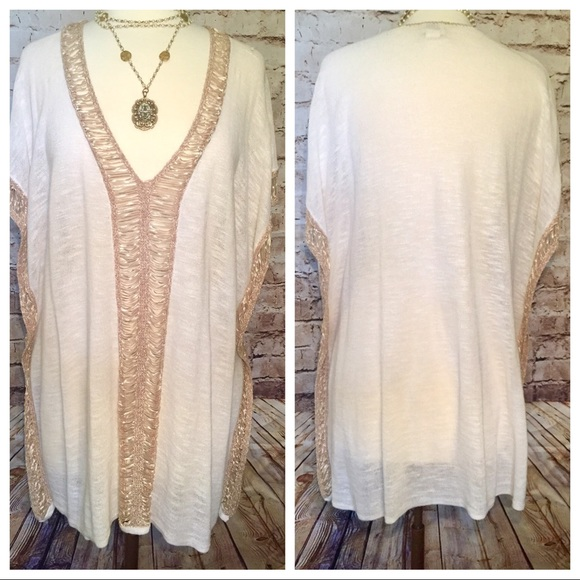 Chico's Tops - Chico's Poncho / Tunic Top